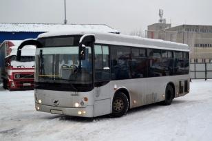 Пригородный автобус Higer KLQ 6891 GA