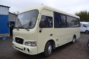 Автобус HYUNDAI HD SWB County Год выпуска 2007
