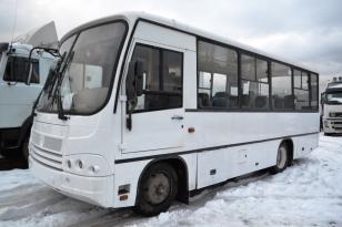 Автобус ПАЗ 320402-03. Год выпуска 2010.