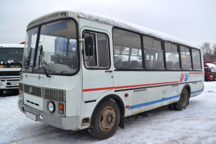 Автобус ПАЗ 4234. Год выпуска 2008.