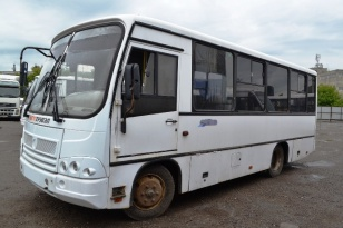 Автобус ПАЗ 320402-03. Год выпуска 2011.
