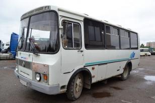 Автобус городской Паз 32053. Год выпуска 2013.