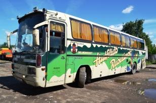 Автобус туристический MERCEDES BENZ O303. Год выпуска 1991.