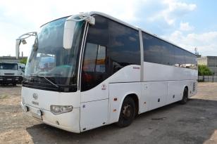 Автобус Higer KLQ64290. Год выпуска 2010.