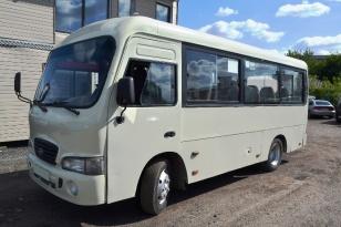 Автобус HYUNDAI County SWB. Год выпуска 2008.