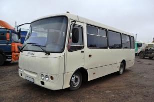 Автобус пригородный (междугородний) Богдан (А-09214). Год выпуска - 2012.
