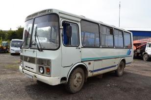 Автобус городской Паз 32053. Год выпуска 2007.