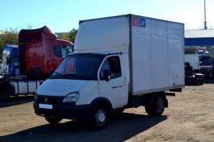 Грузовой (промтоварный) фургон Газ 27471