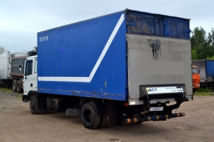 Купить MAN TGL 12.180 грузовик рефрижератор 2006 года