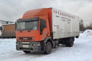 IVECO 190E24 грузовой фургон (сендвич панель)