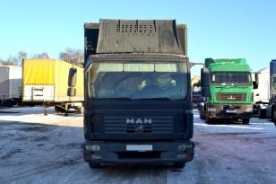 Цена на стоянках для грузовых автомобилей