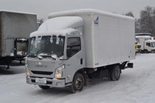 Изотермический грузовик NAVECO С300