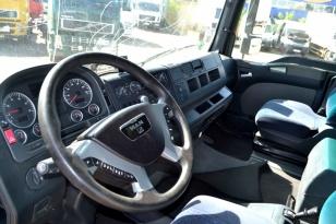 Грузовик фургон 5 тоник. Foton Ollin. Год выпуска 2009.