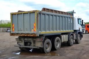 Бортовой грузовик Volvo FE240