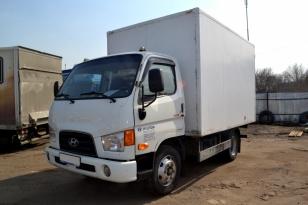 Грузовик Изотермический Hyundai HD78