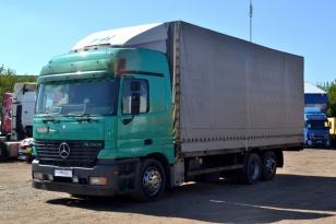 Продается тентованный грузовик MERCEDES-BENZ 2540L/NR ACTROS