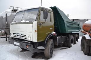 Грузовик самосвал Камаз-55111. Год выпуска 1995.