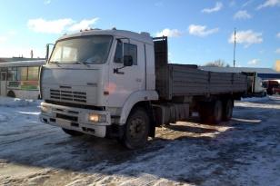 Продается бортовой грузовик КАМАЗ 65117
