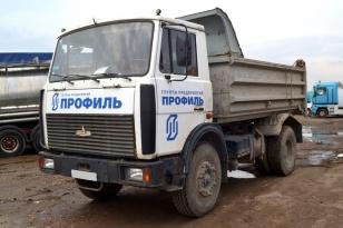 Самосвал МАЗ-555102-2123 Год выпуска 2004.