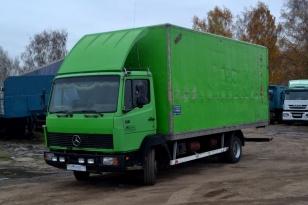 Грузовой фургон  МЕРСЕДЕС БЕНЦ 814 L