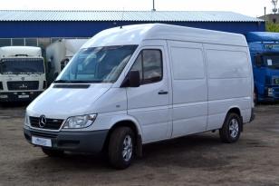 Цельнометаллический фургон MERCEDES-BENZ SPRINTER CLASSIC 311 CDI