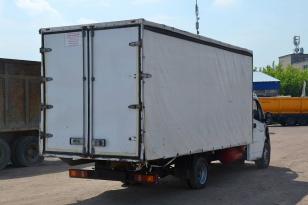 Грузовой фургон Газ 66 (КУНГ)