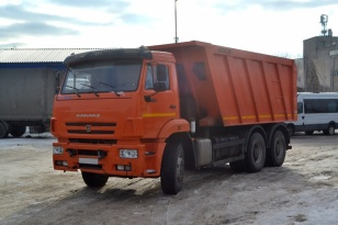Грузовик самосвал КАМАЗ 6520-43