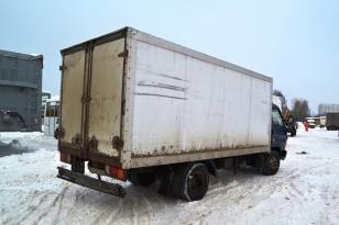 Грузовик изотермический МАЗ АФ-57430А. Год выпуска - 2005.