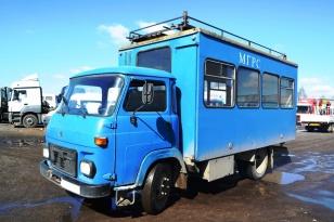 Грузовик фургон кунг Avia A31 ( грузовой прочий, специализированный). Год выпуска 1991.