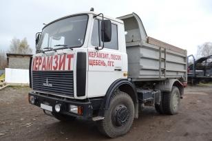 Грузовой самосвал МАЗ 5551А2-323. Год выпуска 2011.