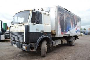 Грузовик фургон рефрижератор МАЗ КУПАВА 57431 Год выпуска 2007.