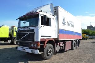купить грузовик volvo б/у