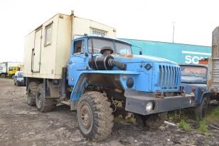 Автомобильная лаборатория на базе Урал