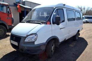 Микроавтобус ГАЗ-322132 Год выпуска 2011