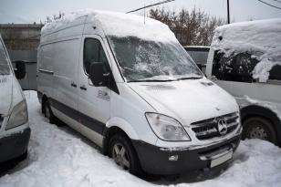 Грузовой фургон MERSEDES SPRINTER 315 CDI. Год выпуска 2011.