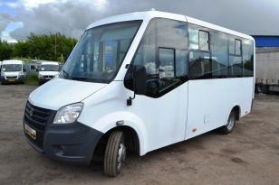 Микроавтобус ГАЗель Next А64R42 Год выпуска 2015.