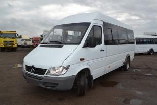 Микроавтобус MERCEDES BENZ 32376. Год выпуска 2008.