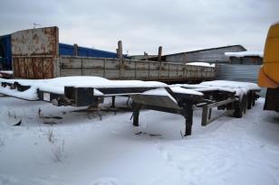 Купить полуприцеп контейнеровоз ТОНАР-974623 2011 г.в.