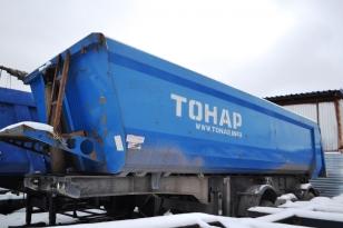 Полуприцеп самосвальный Тонар 9523 Год выпуска - 2012.
