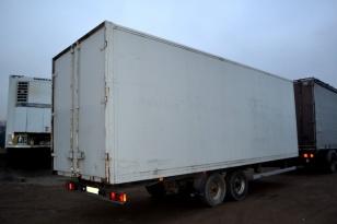 Прицеп-фургон TANG (Германия)