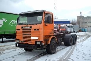 Грузовик мультилифт на базе Scania 93.220