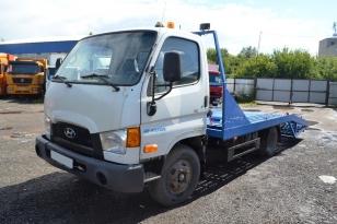 Эвакуатор Hyundai HD78 - 474310. Год выпуска 2008.
