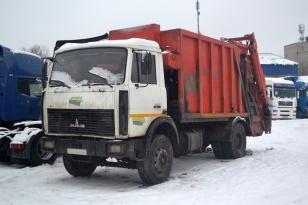 КО 427-32  Б/Ш МАЗ 5337А2