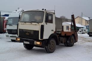 Мусоровоз МКС-3501 на шасси МАЗ 5551А2