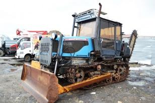 Машина землеройная цепная МЗЦ-75 на гусеничном ходу на базе Агоромаш 90-ТГ (ДТ-75). Год выпуска 2012.