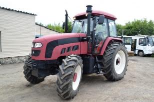 Трактор Foton TG1254. Год выпуска 2008.
