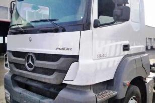 Седельный тягач MERCDES-BENZ AXOR 1840 LS. Год выпуска 2011.