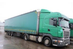 Scania R420 + Schmitz