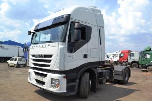 Седельный тягач Iveco Stralis AS440S45 T/P RR. Год выпуска 2011.