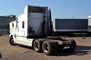 Седельный тягач МАЗ 54329-020. Год выпуска - 2002.